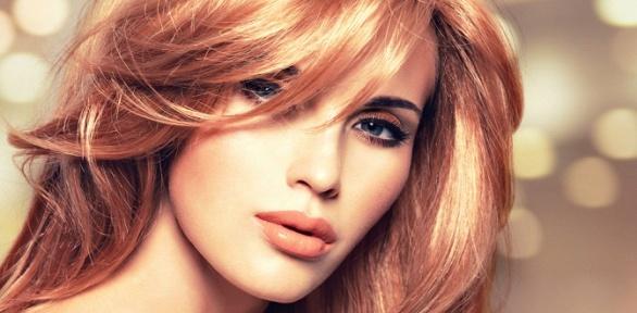 Стрижка, процедуры поуходу заволосами вмастерской красоты Kseniya Mykha