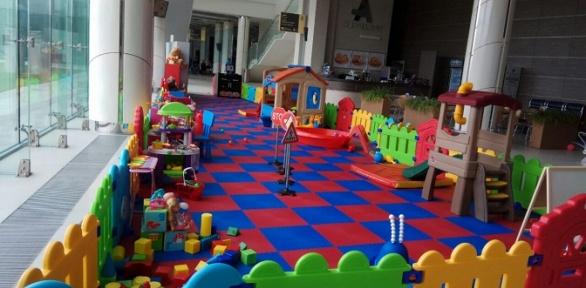 Безлимитное посещение детского клуба «Часики Аэро»