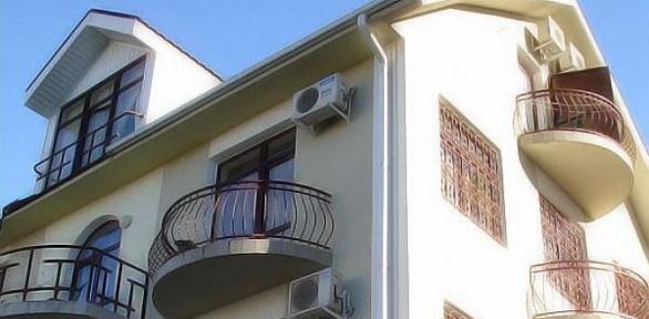 Отдых вцентре города Сочи вгостевом доме «Верещагинский»