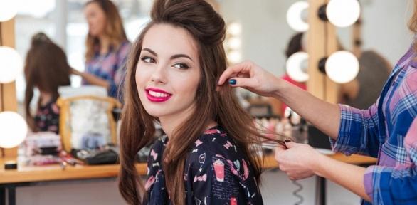 Стрижка, окрашивание или реконструкция волос влаборатории Beauty Lab