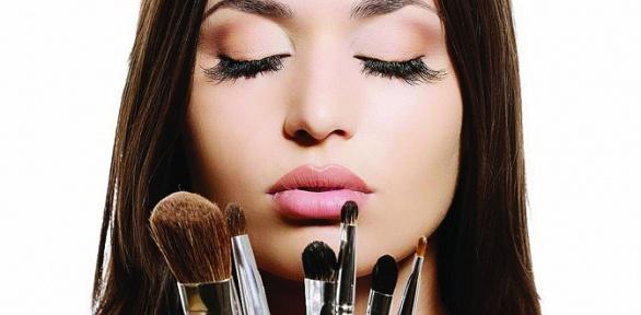 Полный курс макияжа вгруппах или индивидуально вшколе «Визаж Nonstop»