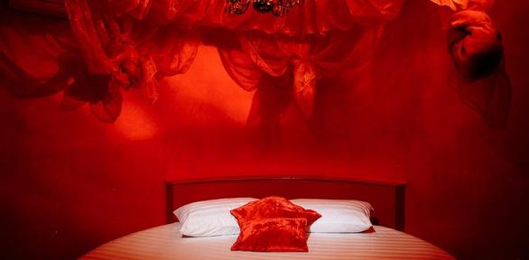 Романтический отдых вцентре Москвы вотеле «Клюква»