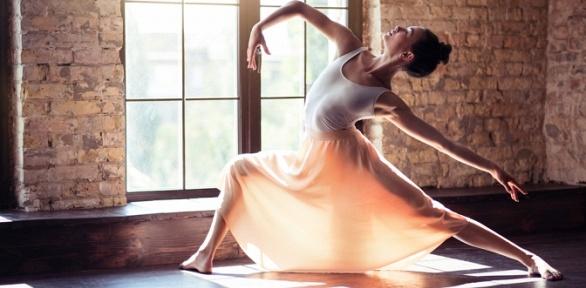 Боди-балет, стретчинг, классический танец вбалетной студии «Маяковский»