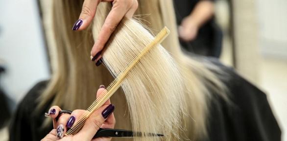 Стрижка, окрашивание, тонирование, терапия волос всалоне «Астория»
