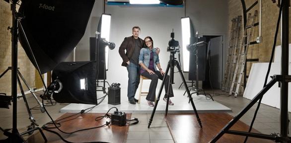 Фотосессия навыбор для одного или двоих отфотостудии Аркадия Умнова