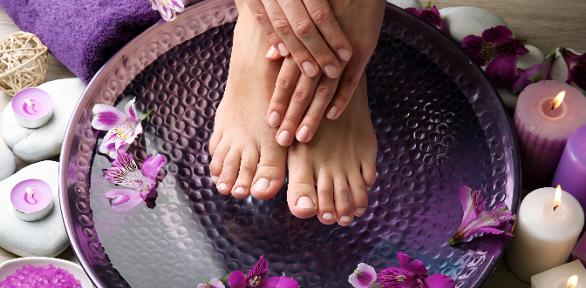 Маникюр ипедикюр, наращивание ногтей отсалона красоты «Руслан иЛюдмила»