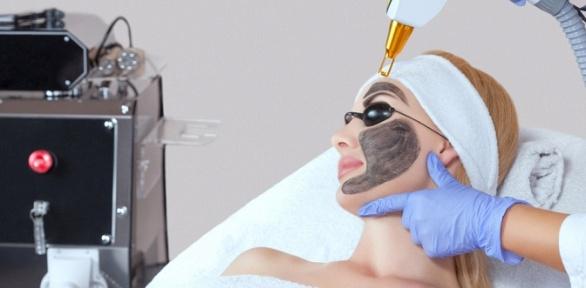 Процедуры поуходу закожей лица встудии «Сибирские термы»