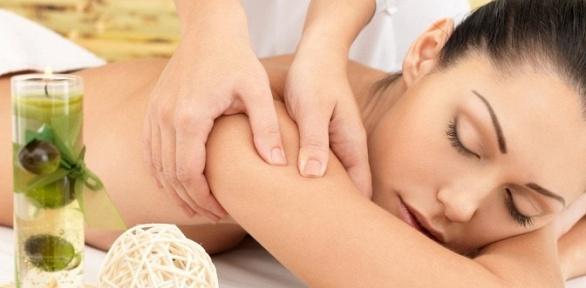 Коррекционный массаж вмедицинском центре «Атлант»