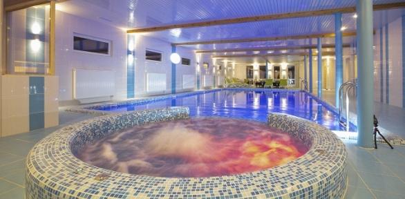 2суток отдыха спитанием вTuchkovo SPA Hotel