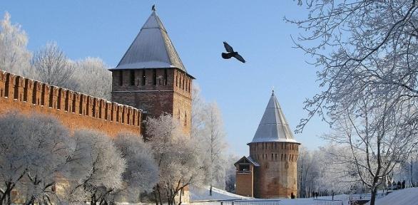 Экскурсионный новогодний тур «Смоленская зимушка»