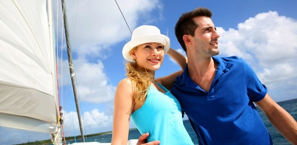 Прогулка поВолге напарусной яхте «Диана»