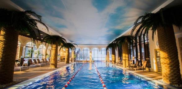 Отдых впарк-отеле «Европа»