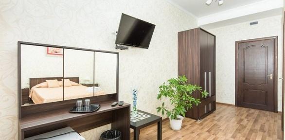 Отдых для одного или двоих вмини-гостинице «НаСайдашева»