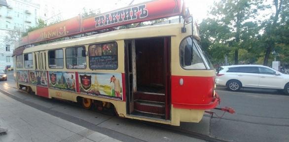 Экскурсия поМоскве оттрамвая-трактира «Аннушка»