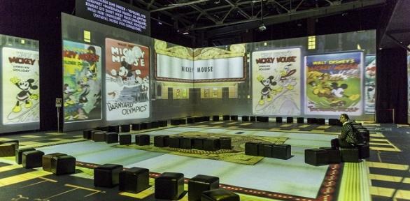 Билет напосещение выставки «Микки Маус. Вдохновляя мир» вцентре Artplay