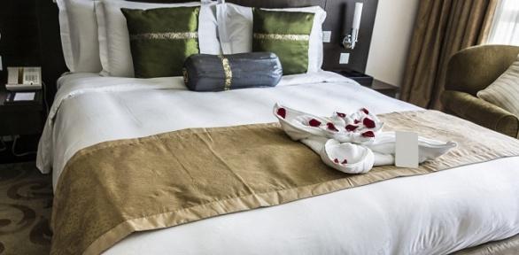 Отдых вцентре Калуги для одного или двоих сзавтраком вгостинице «Ока»