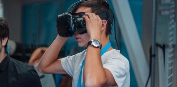 Погружение ввиртуальную реальность вклубе Young Wild &Free