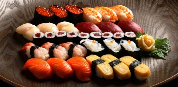Сеты роллов отдоставки «Кицунэ суши» заполцены