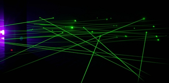 Посещение лазерного лабиринта Laser Maze вКолпино