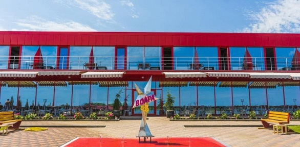Отдых наберегу Волги вгостиничном комплексе «Волга Star»