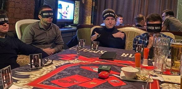 Посещение вечеринки «Мафия» отсети клубов игры вмафию «ИллюZия ОбмаNa»