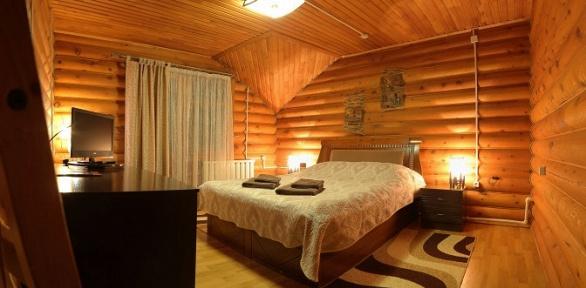 Отдых вГорном Алтае для двоих вкомплексе «Усадьба Саржевских»