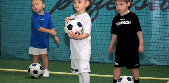 4, 8или 12футбольных тренировок для детей вклубе Football Time