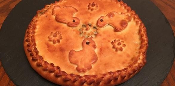 Пироги, пицца отслужбы Eskimos заполцены