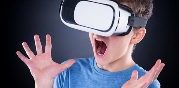 Погружение ввиртуальную реальность вклубе «Игра разума»
