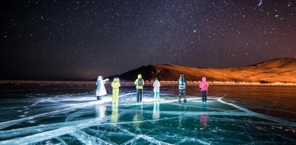 Тур «Байкальский лед» откомпании Siberian Tour