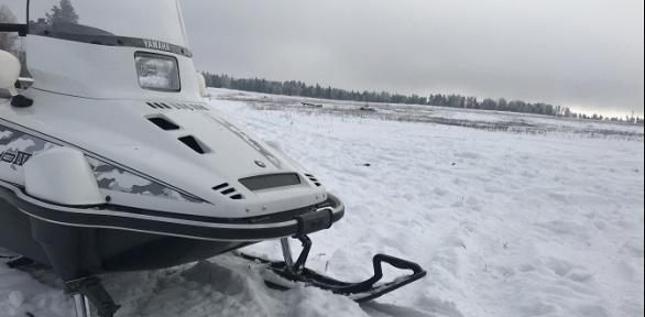 Катание наснегоходе для одного откомпании Kvadrmoto