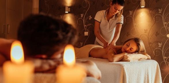 SPA-программы встудии «SPA &массаж»