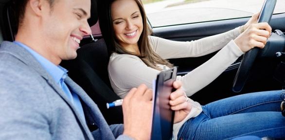 Обучение вождению автомобиля отавтошколы «Зеленый свет»