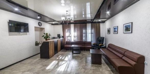 Отдых вДомбае спользованием мангальной зоной вотеле «Горский дом»