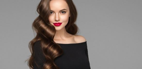 Стрижка, окрашивание, экранирование, ботокс для волос всалоне Leyla Beauty