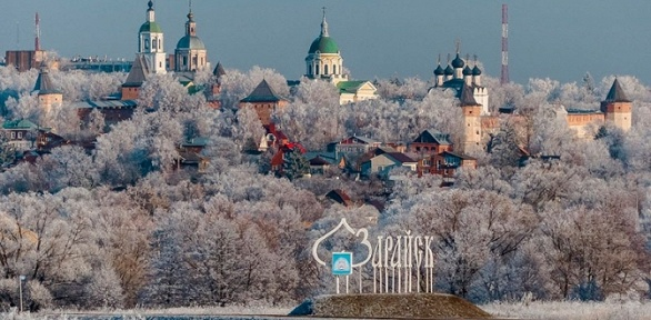 Тур погородам России «Рождество вКремле» оттуроператора «Ростиславль»