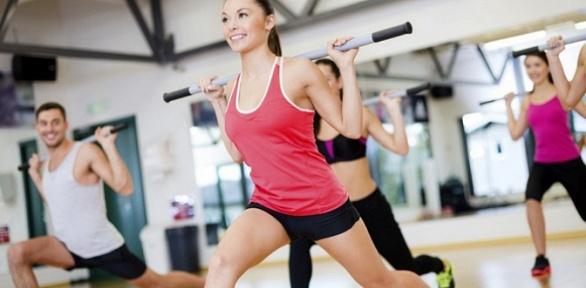Занятия фитнесом отфитнес-центра Reginas Club