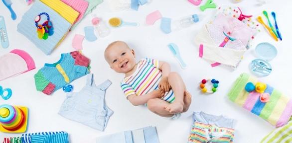 Сертификат наодежду для новорожденных