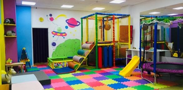 Проведение детского праздника всети игровых комнат Bim Bom