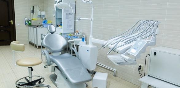Ультразвуковая чистка полости рта вмедицинском центре «Омега»