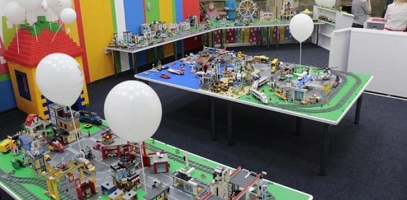 1, 2или 3часа посещения развивающей игровой комнаты отсети «Легород»