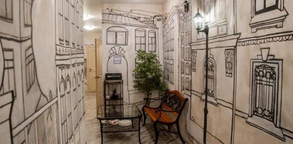 Отдых висторическом центре Москвы вмини-отеле «Старая Москва»