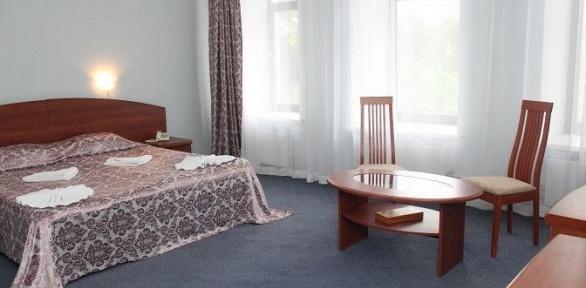 Отдых спитанием вгостинице Boyarskiy Dvor Hotel