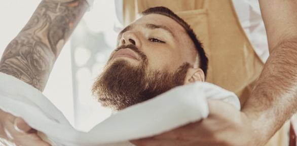 Мужская стрижка, оформление бороды, свадебная укладка вBarbershop Bert