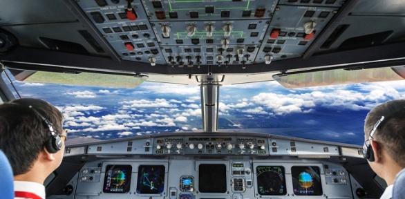 60минут виртуального пилотирования оттренажерного центра Fmx.aero