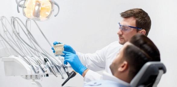 Чистка зубов, комплексная гигиена полости рта встоматологии Do-ctor