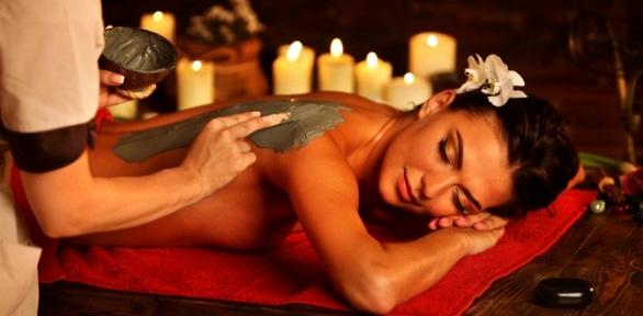 SPA-программа встудии массажа икоррекции фигуры Lui