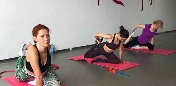 Онлайн-тренировки отстудии Mary Fitness