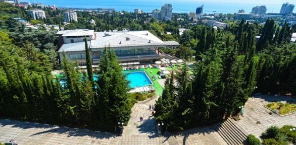 Оздоровительный отдых в«Kirov Health &Resort| Санаторий Кирова вЯлте»