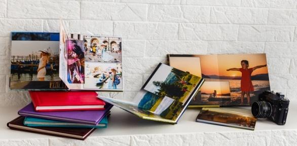 Печать фотокниги вперсональной фотообложке